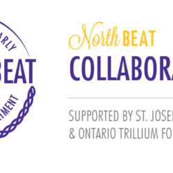 NorthBEAT Collaborative: Supported by St. Joseph's Care Group. Funded by Ontario Trillium Foundation Youth Opportunities Fund.
