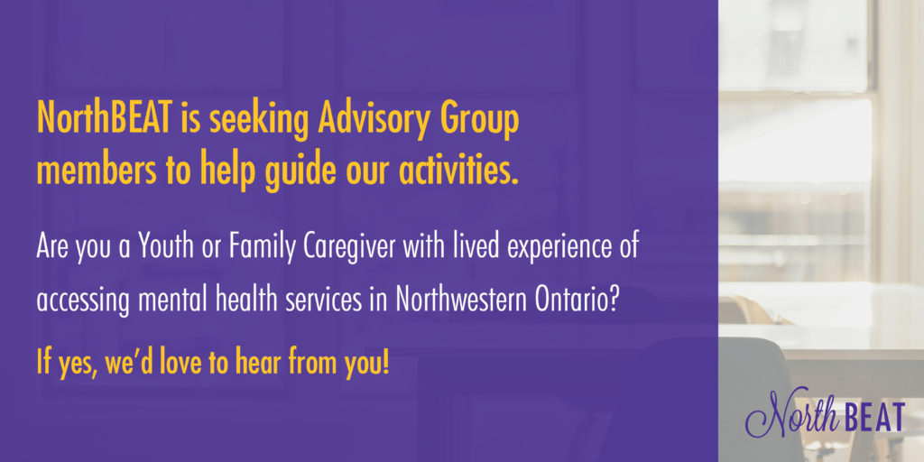 NorthBEAT Call for Advisory Group Members